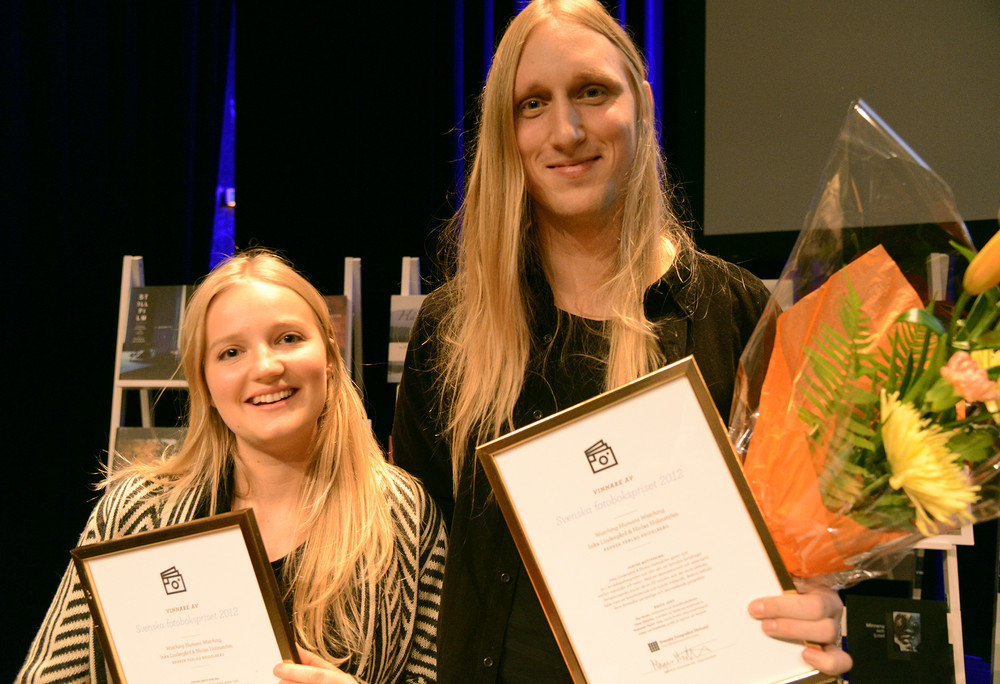 Vinnare av Svenska Fotoboksspriset 2012