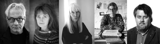 Juryn för Fotobokspriset 2016