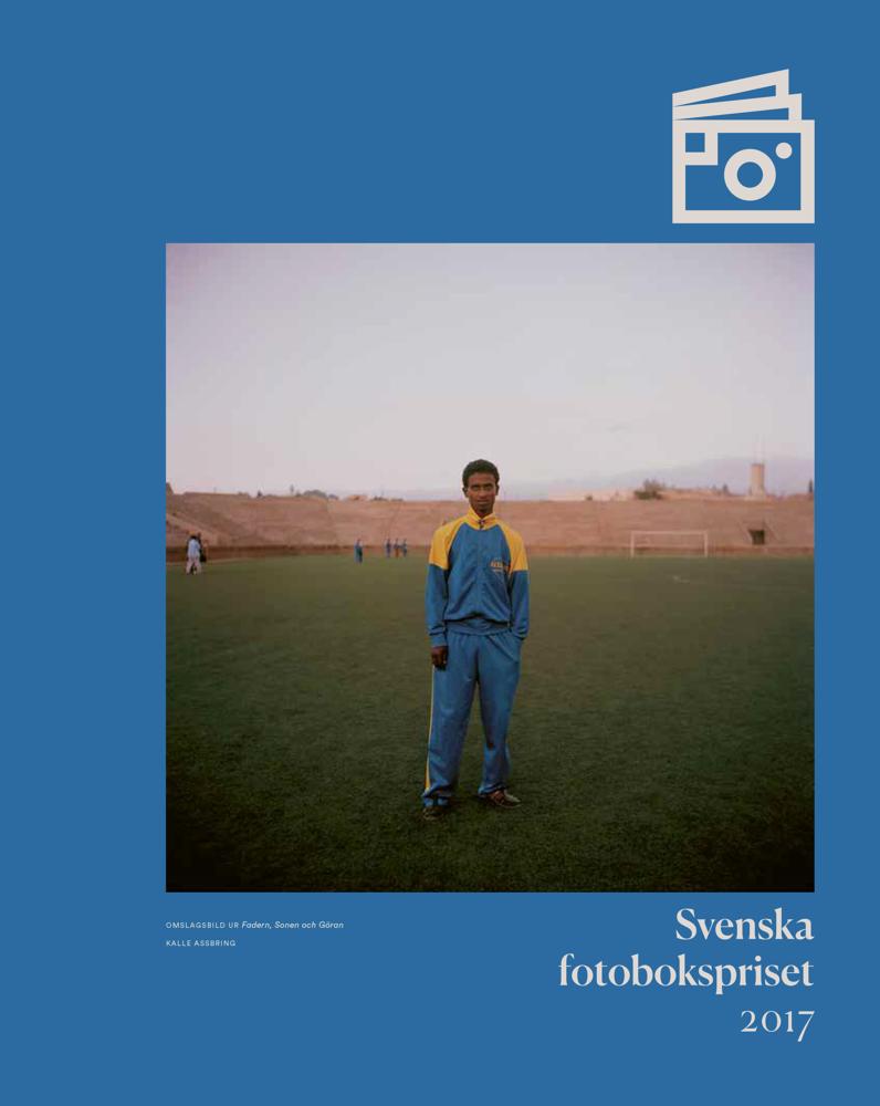 Svenska Fotobokspriset 2017- nytt magasin