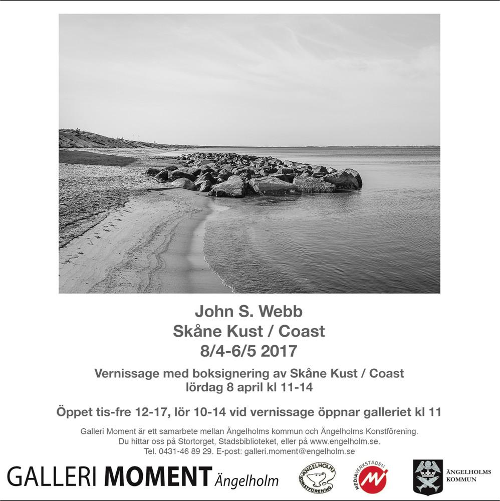 John Webb/ Galleri Moment