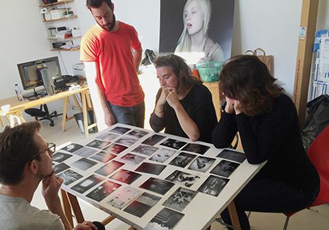 Process  – Fotografisk projektutveckling