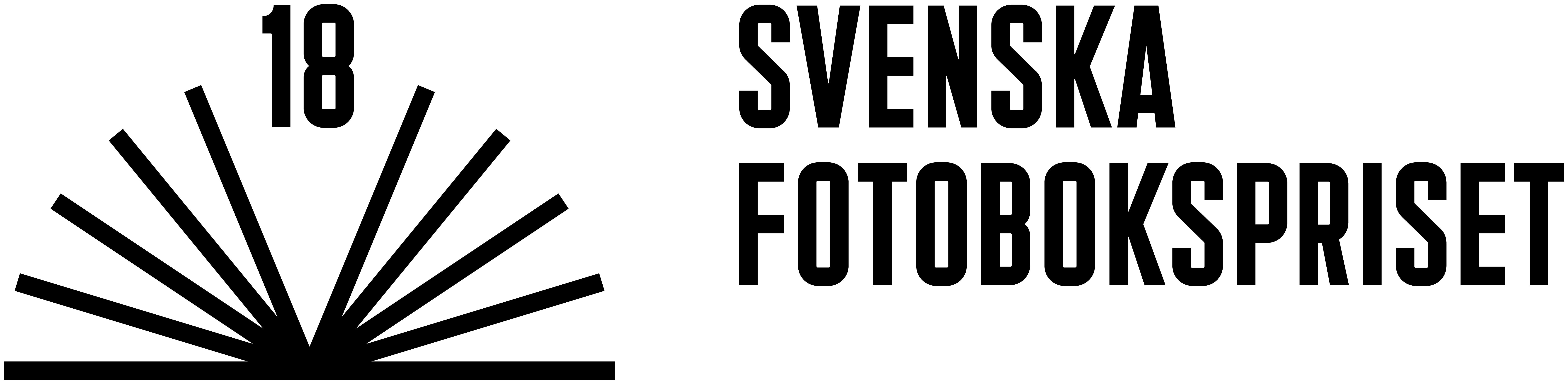 De nominerade böckerna i Svenska Fotobokspriset 2018