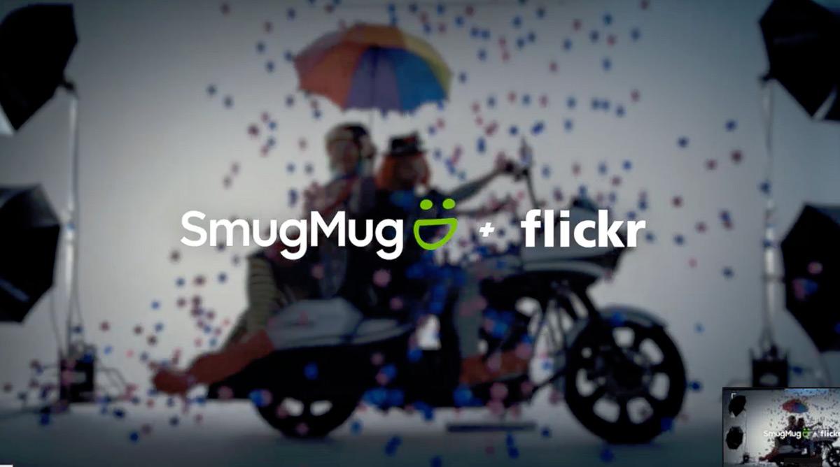 SmugMug köper Flickr