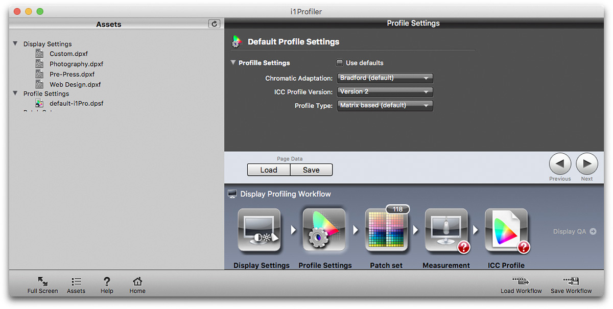 Apple slutar stödja vissa skärmprofiler