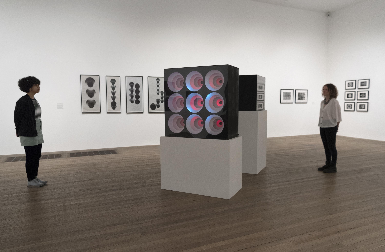 Abstrakt på Tate Modern
