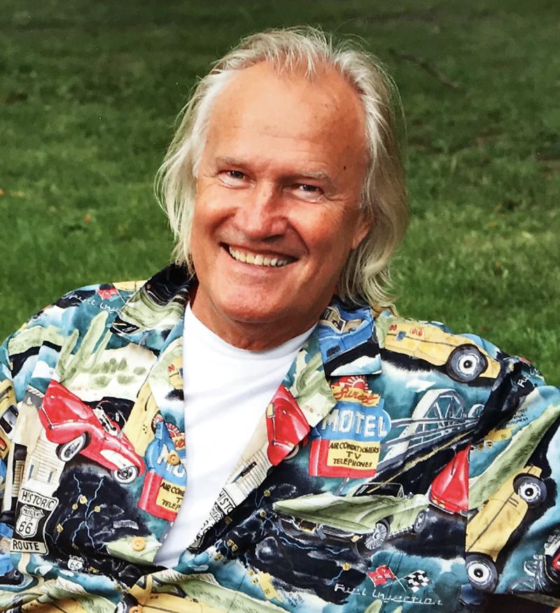"""Hasse Persson: """"Vi bör värdera våra stora fotografnamn högre."""""""