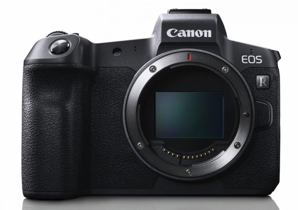 Canon introducerar spegellöst system