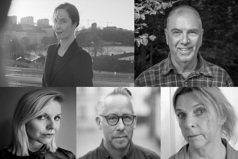 Juryn för Svenska Fotbokspriset 2019
