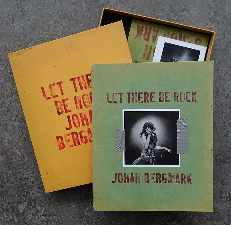 "Johan Bergmark: ""Let there be rock"""
