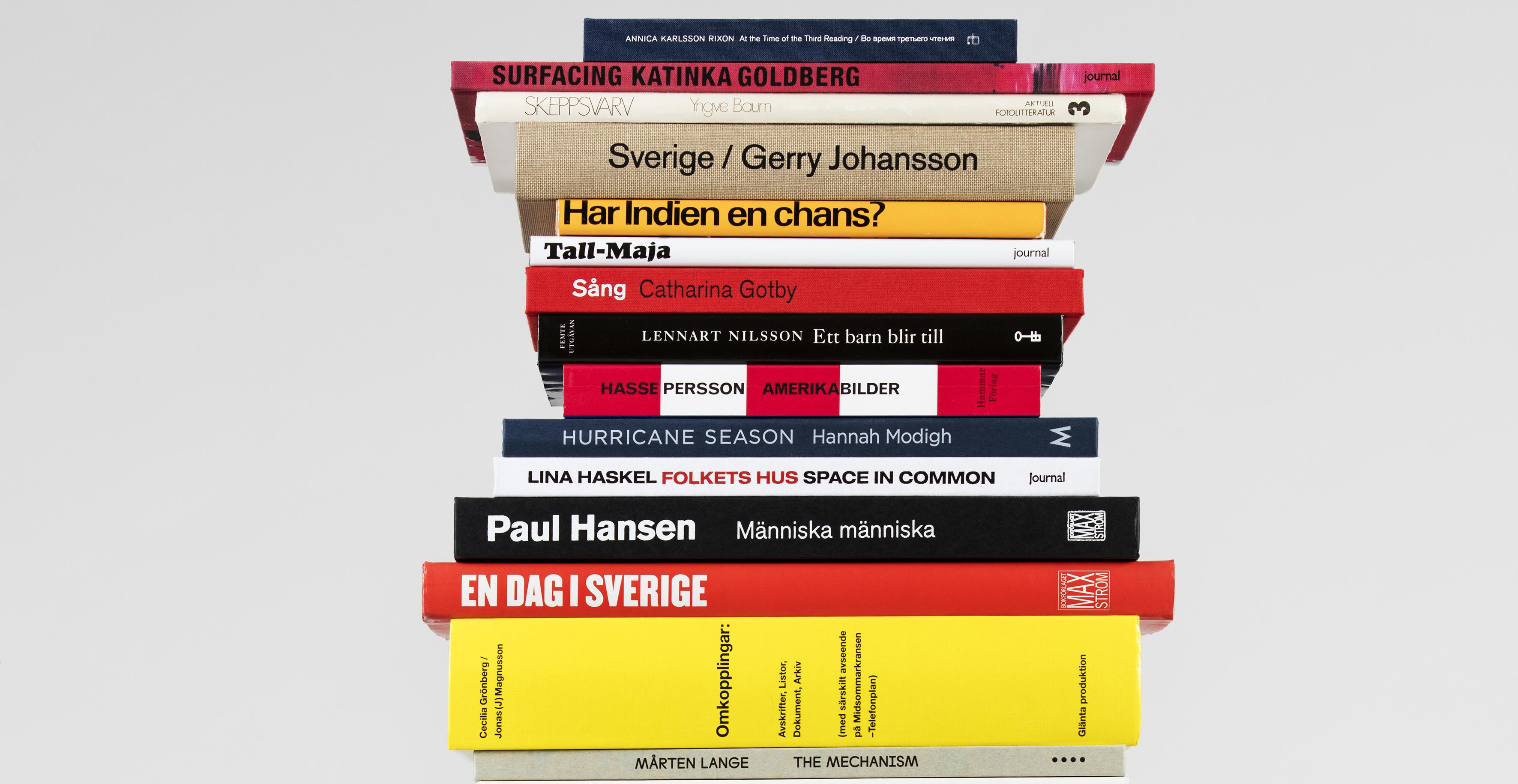 """Publicerat: """"Jaget och Bilden och Samhället"""""""