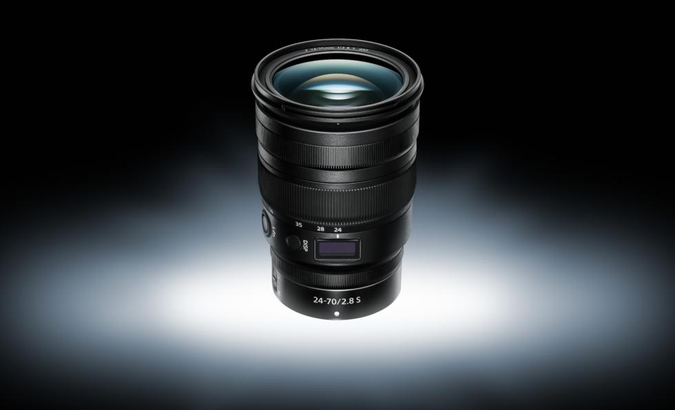 Nikon Z 24–70/2,8 S – Proffsig Z-zoom
