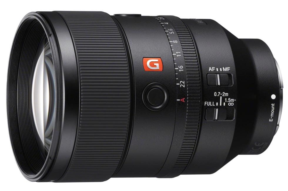 Nytt tele: Sony FE 135 mm f/1,8 GM