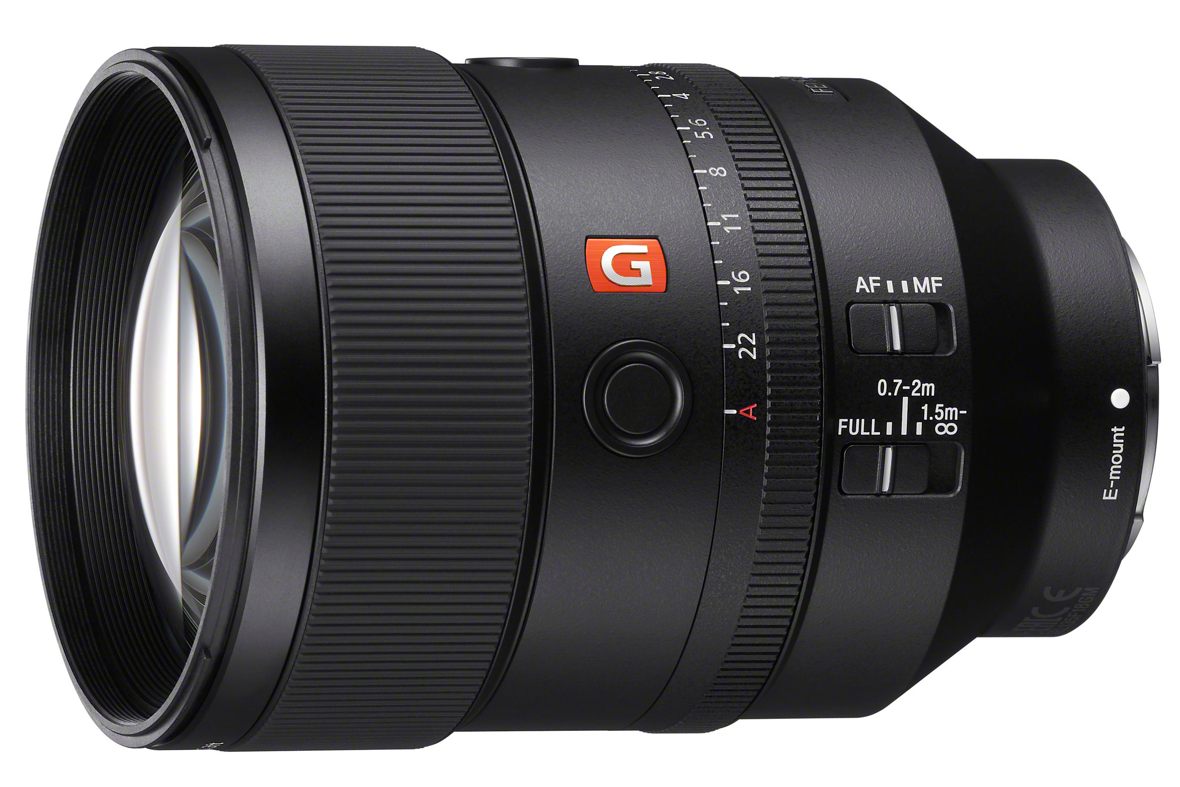 Nytt tele: Sony FE 135 mm f/1,8 GM