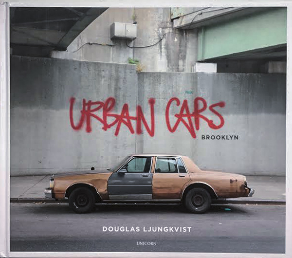 "Douglas Ljungkvist: ""Urban cars, Brooklyn"""