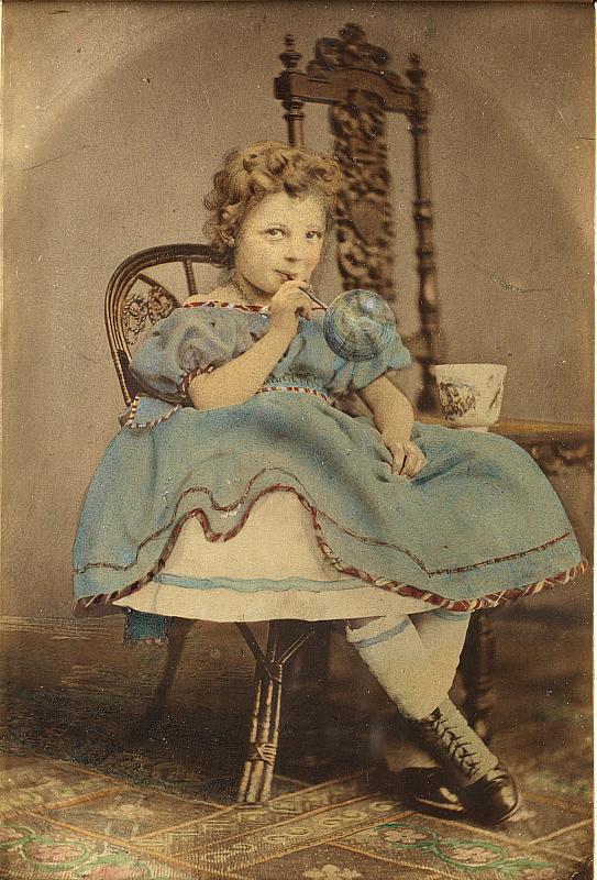 Rosalie Sjöman- fotopionjär och kvinna