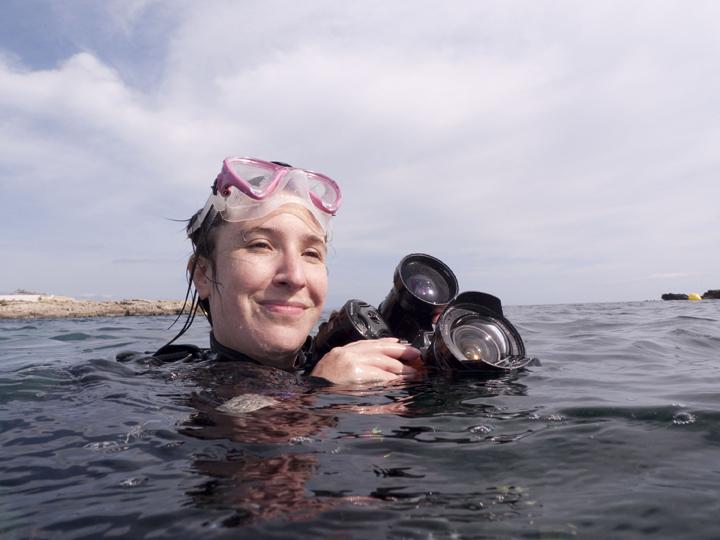 Rachel Sussman till Stockholm