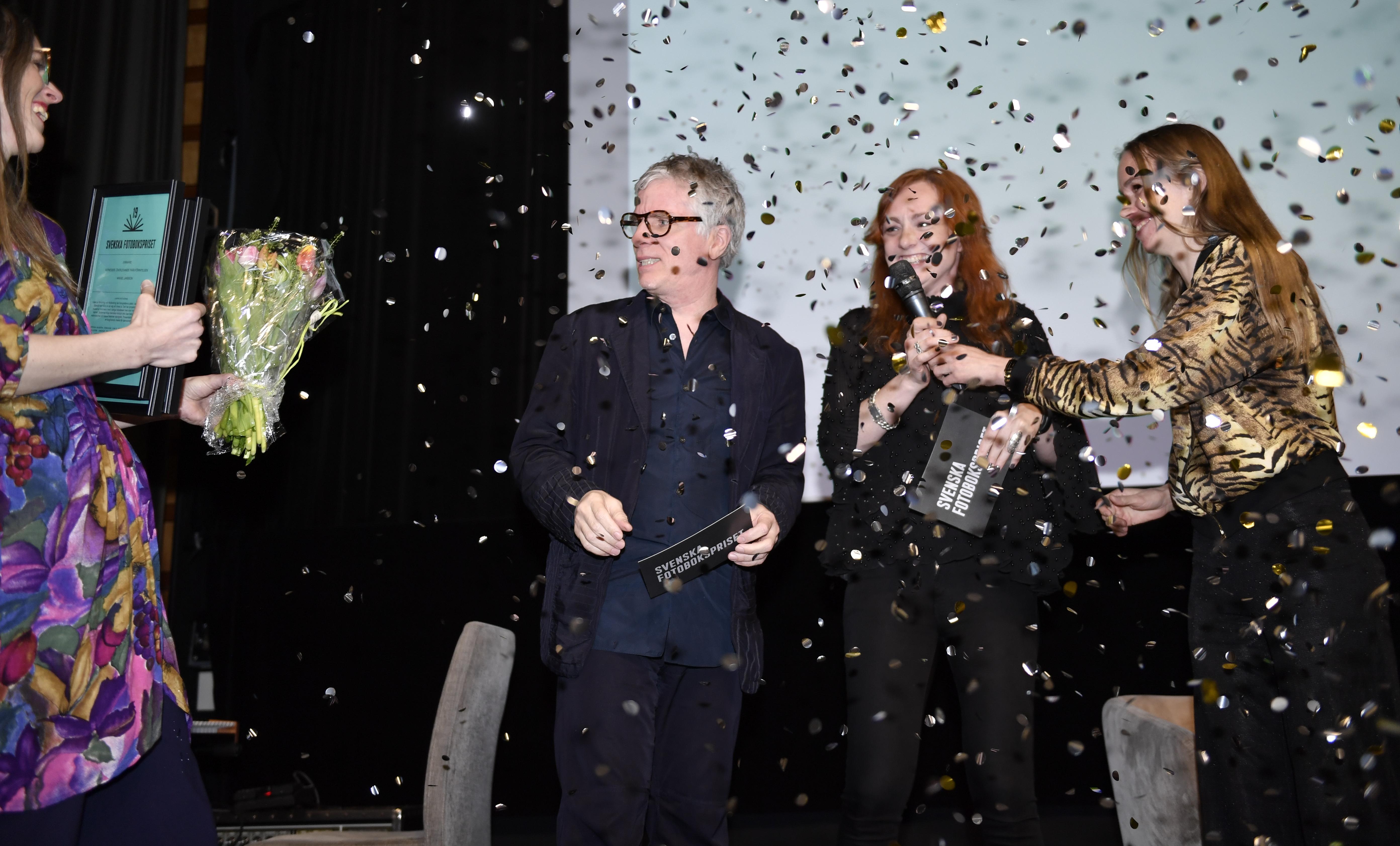 Witnesses vinner Svenska Fotobokspriset 2019