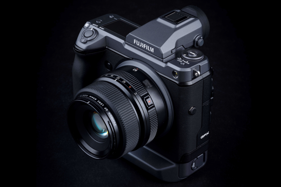 102 megapixel i Fujifilm GFX 100