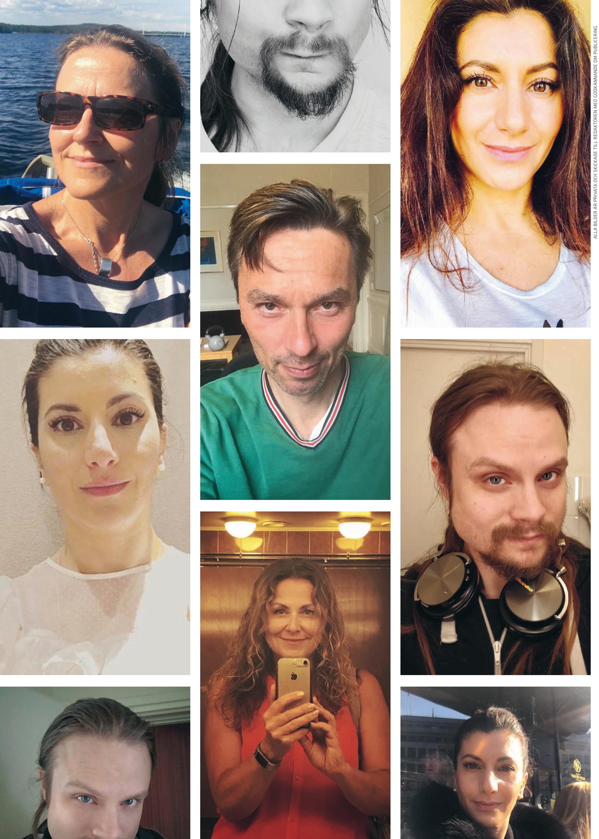 Vad säger Tinderbilderna om oss?