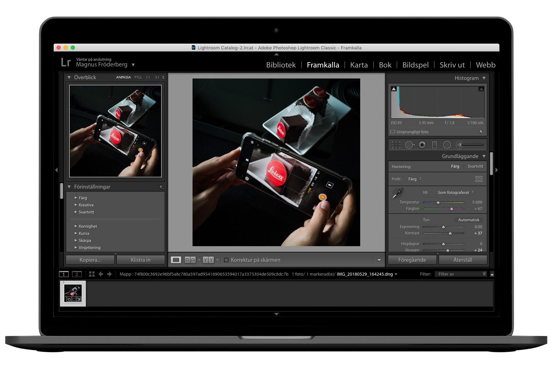 Adobe utnyttjar kraften i grafikkortet