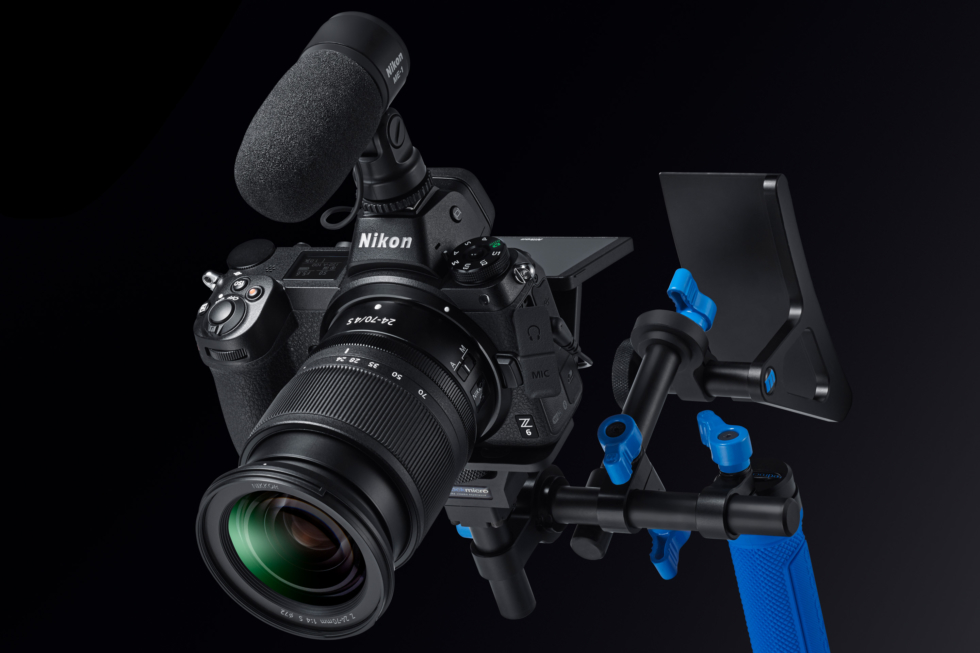 Video i råformat med Nikon Z6 och Z7
