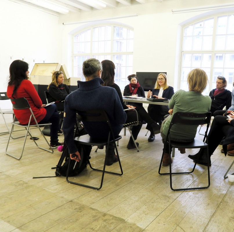 Workshop med Susanne Fessé - Renodla din idé, text och bildurval