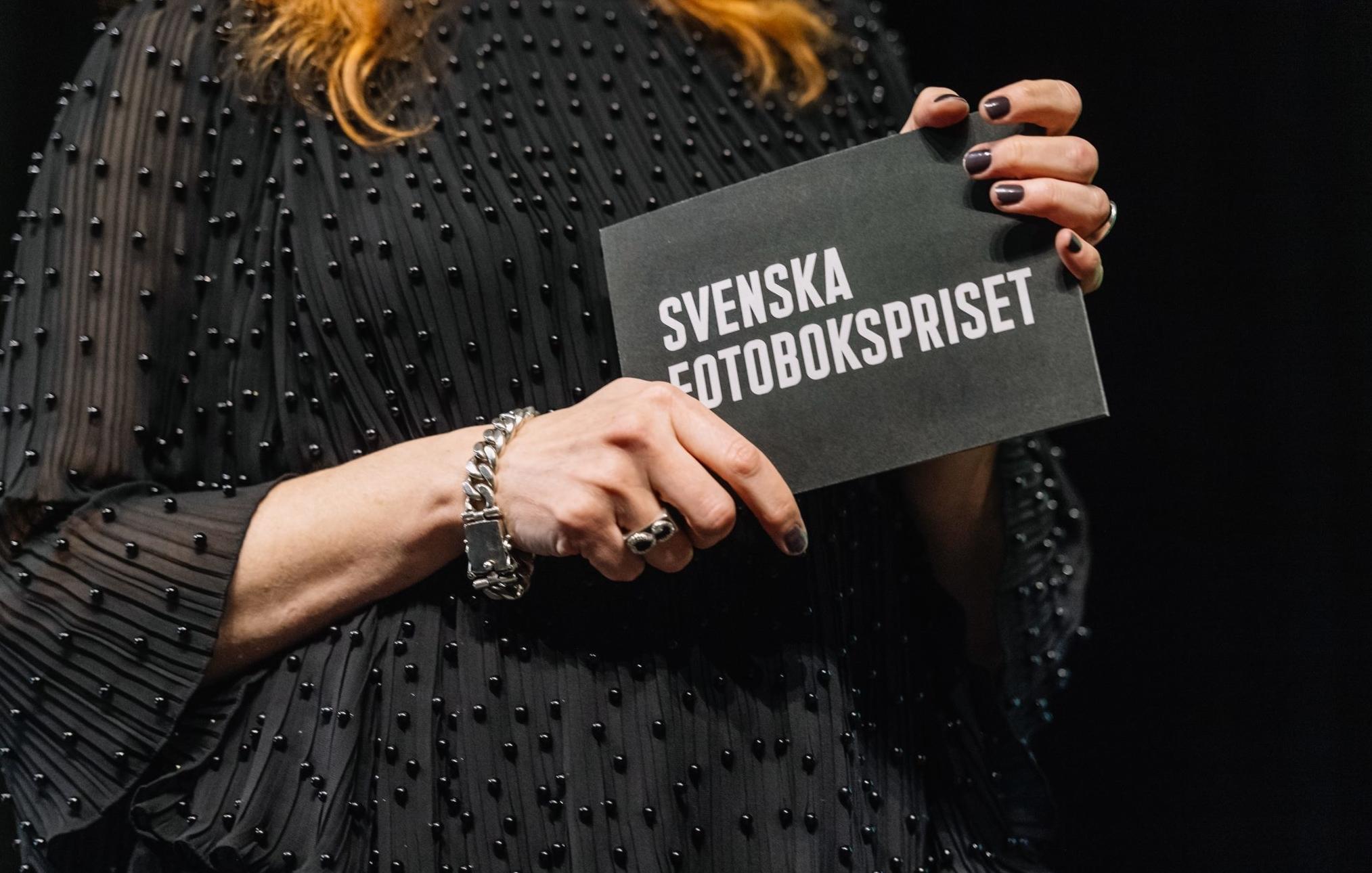 Inlämning till Svenska Fotobokspriset 2020 är öppen