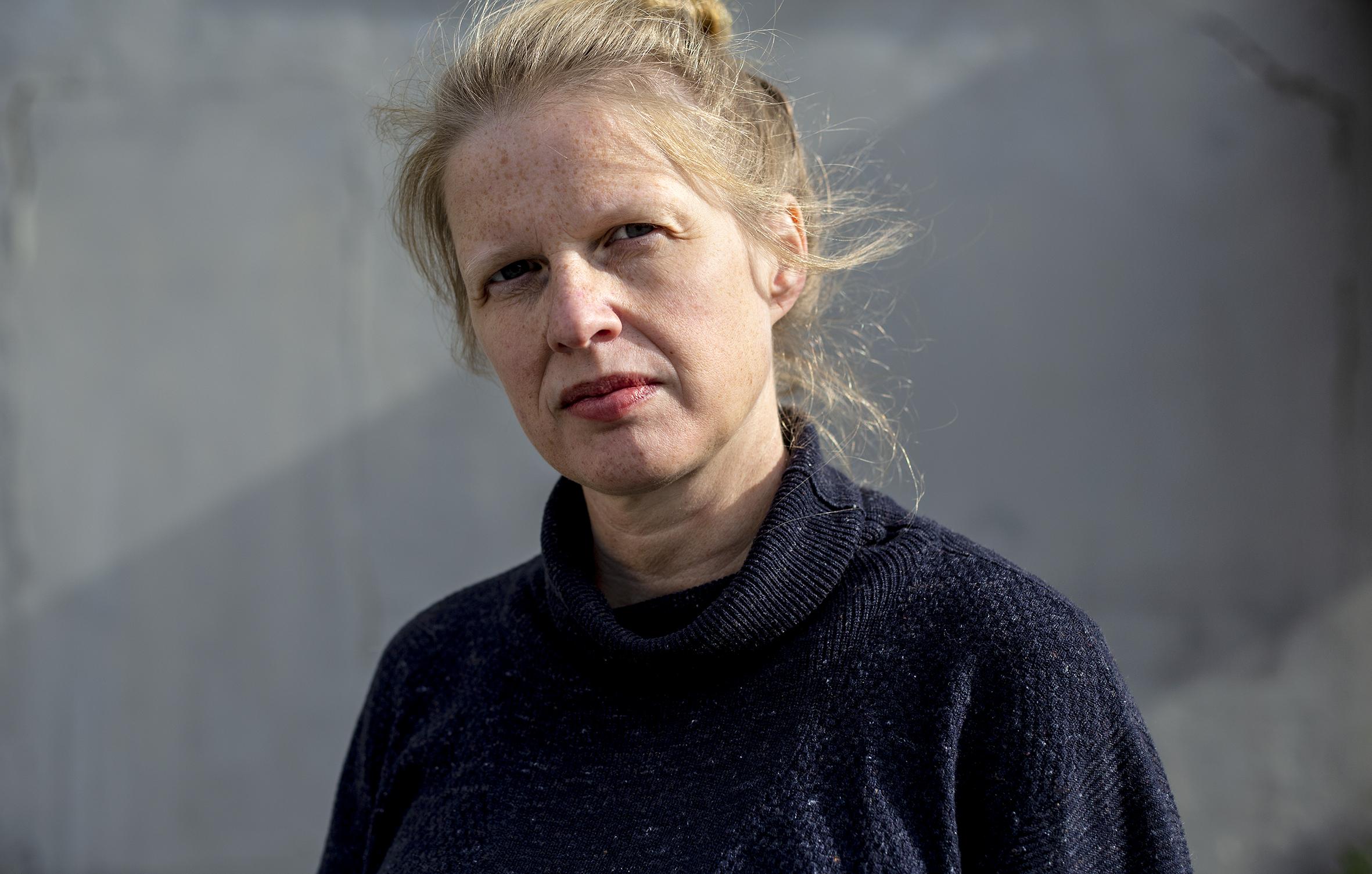 Anna Henriksson, tf chefredaktör för Fotografisk Tidskrift
