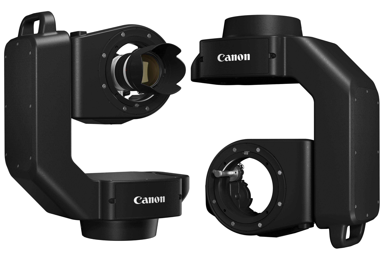 Canon utvecklar fotorobot