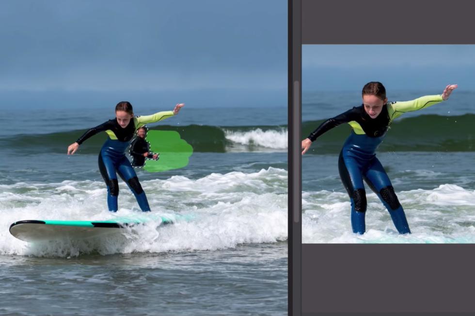 Adobe förbättrar Content-aware fill i Photoshop