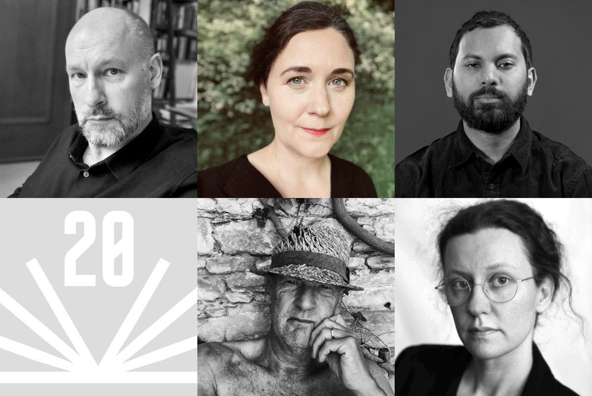 Juryn för Svenska Fotobokspriset 2020!