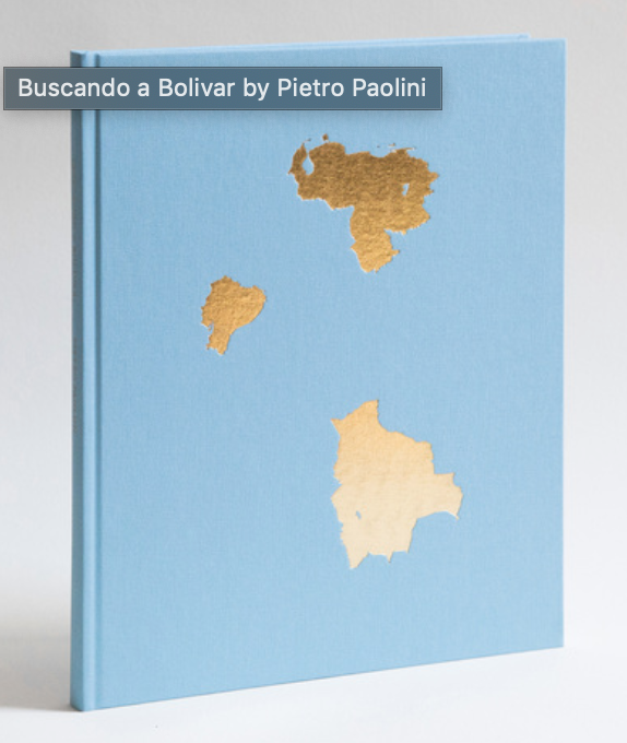 "Pietro Paolini: ""Buscando a Boliviar"""