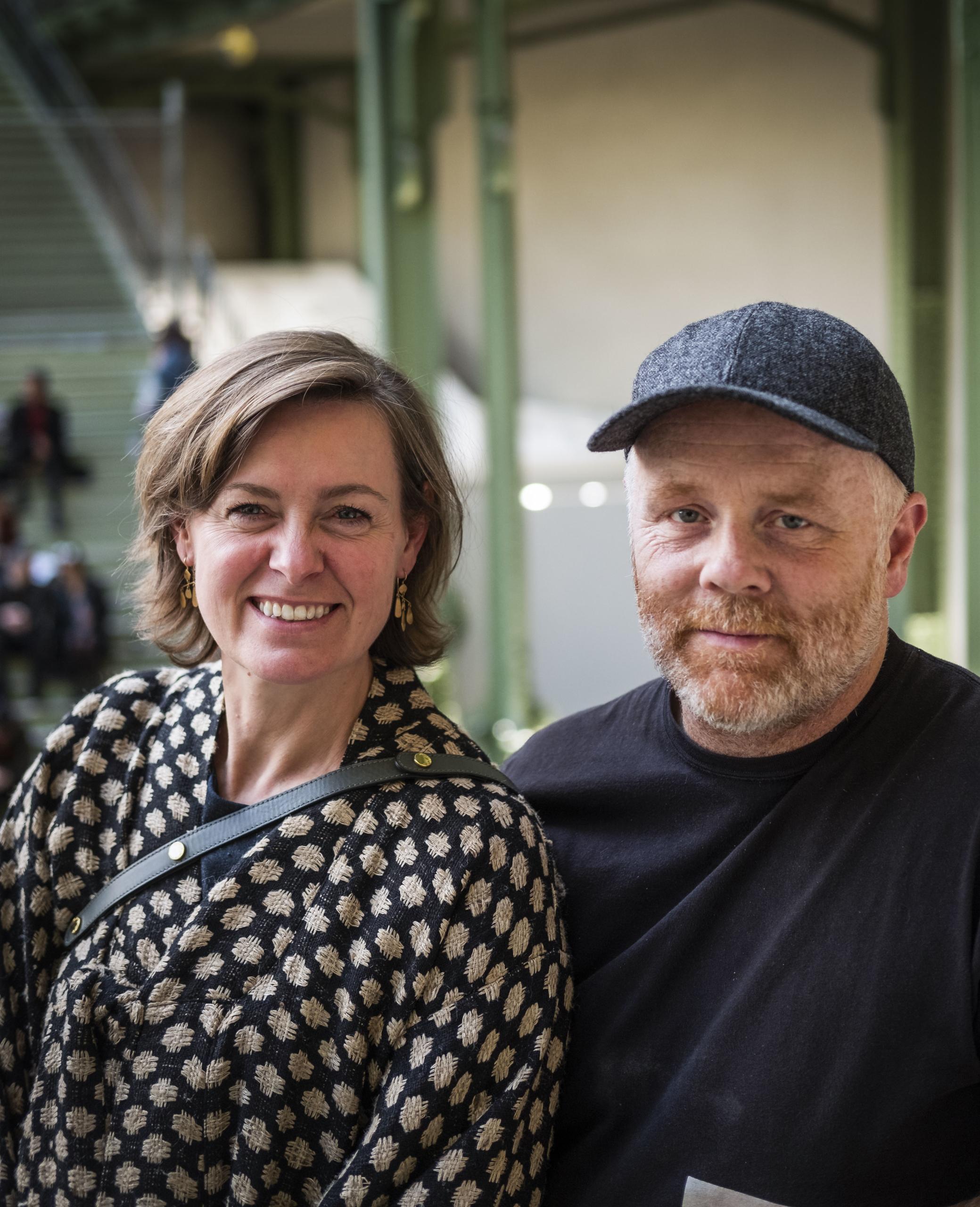 [PARIS PHOTO] Samtal med Trine Søndergaard och Nicolai Howalt