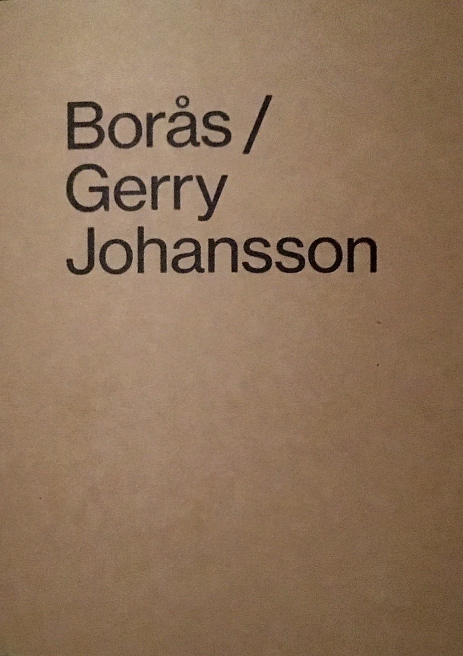 "Gerry Johansson"" Borås"""