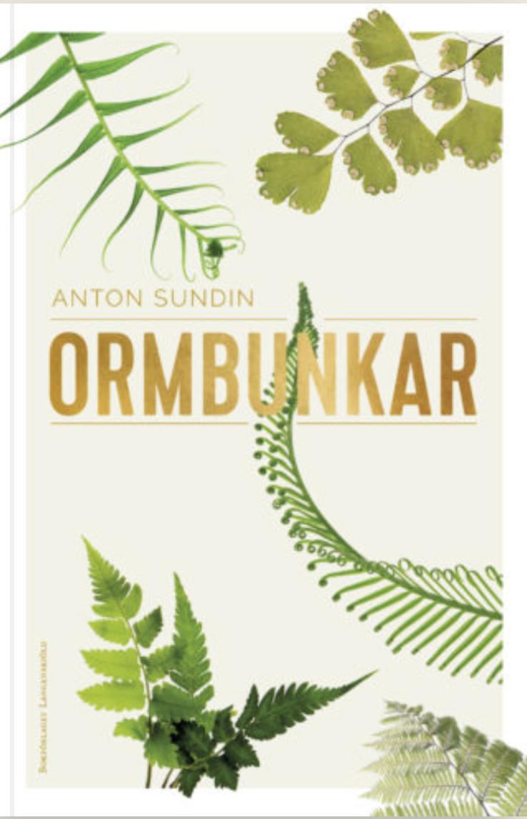 "Anton Sundin/ Elisabeth Svalin Gunnarsson: ""Ormbunkar"""