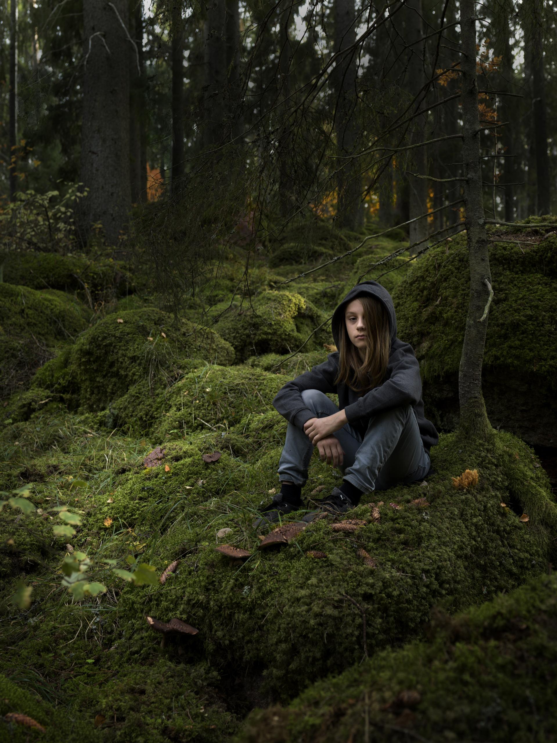 Maria Friberg-Den tysta revolutionen
