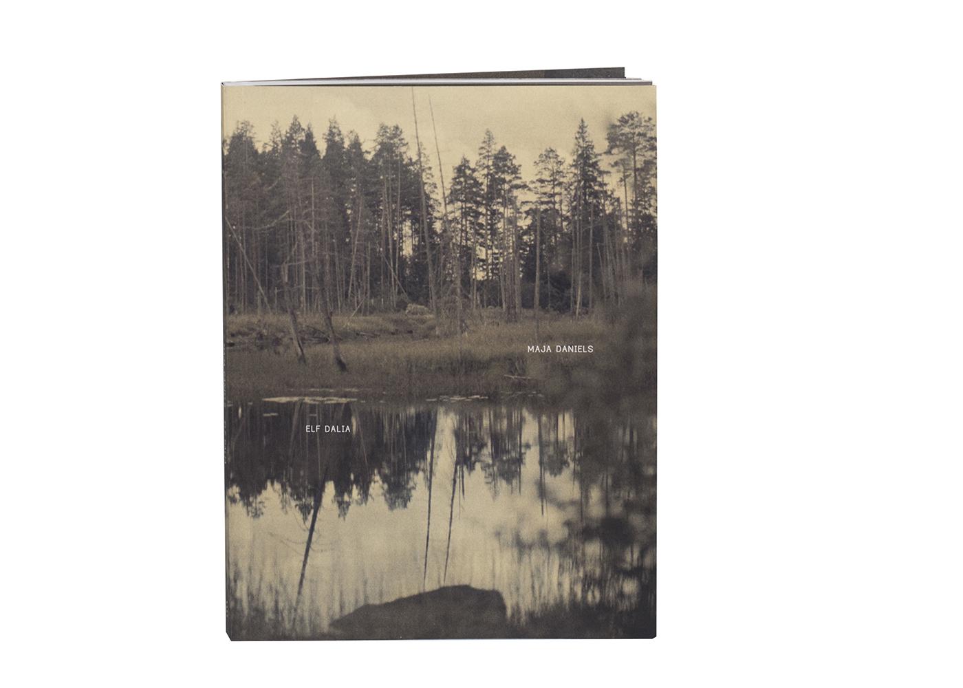 Maja Daniels vinner Svenska Fotobokspriset 2020 med boken Elf Dalia