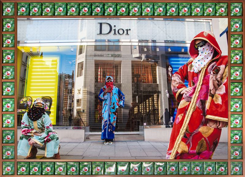 Hassan Hajjaj - VOGUE, The Arab Issue