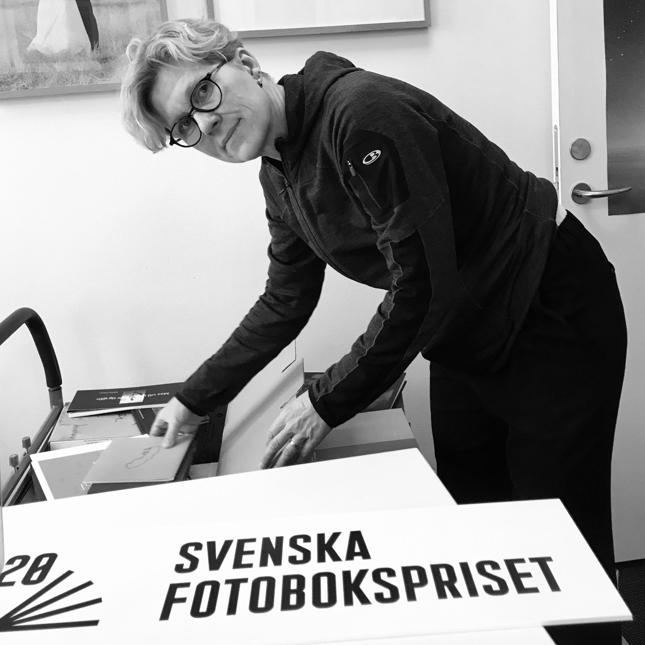 Fyra frågor till Annika Thörn Legzdins