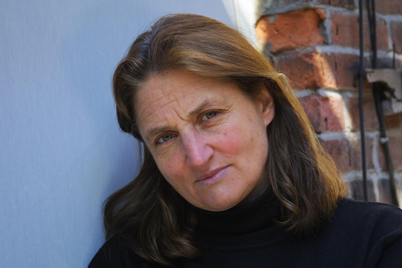 Föreläsning med Susan Meiselas på Svenska Fotobokspriset