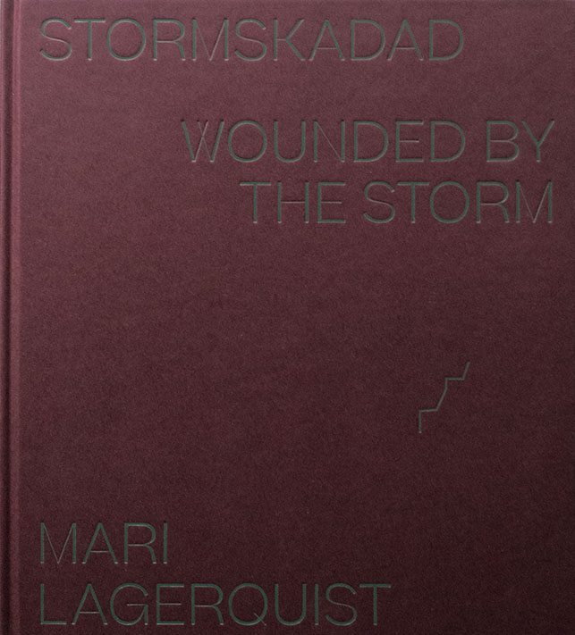 "Mari Lagerquist. "" Stormskadad"""