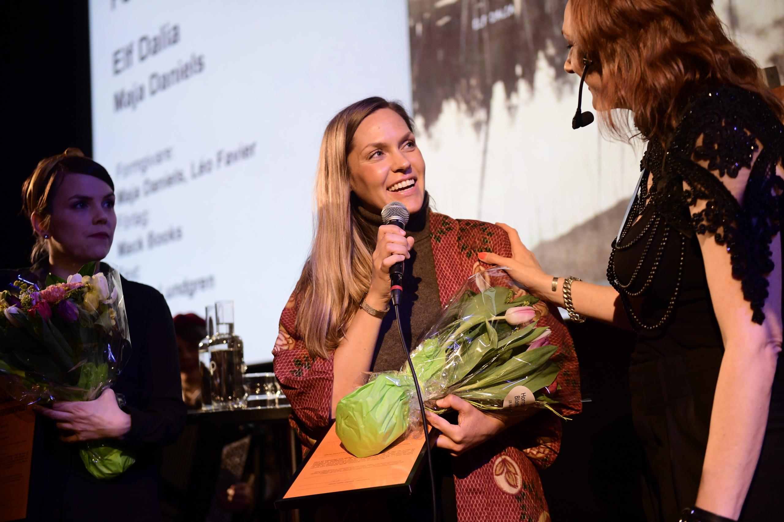Maja Daniels vinner Svenska Fotobokspriset 2020