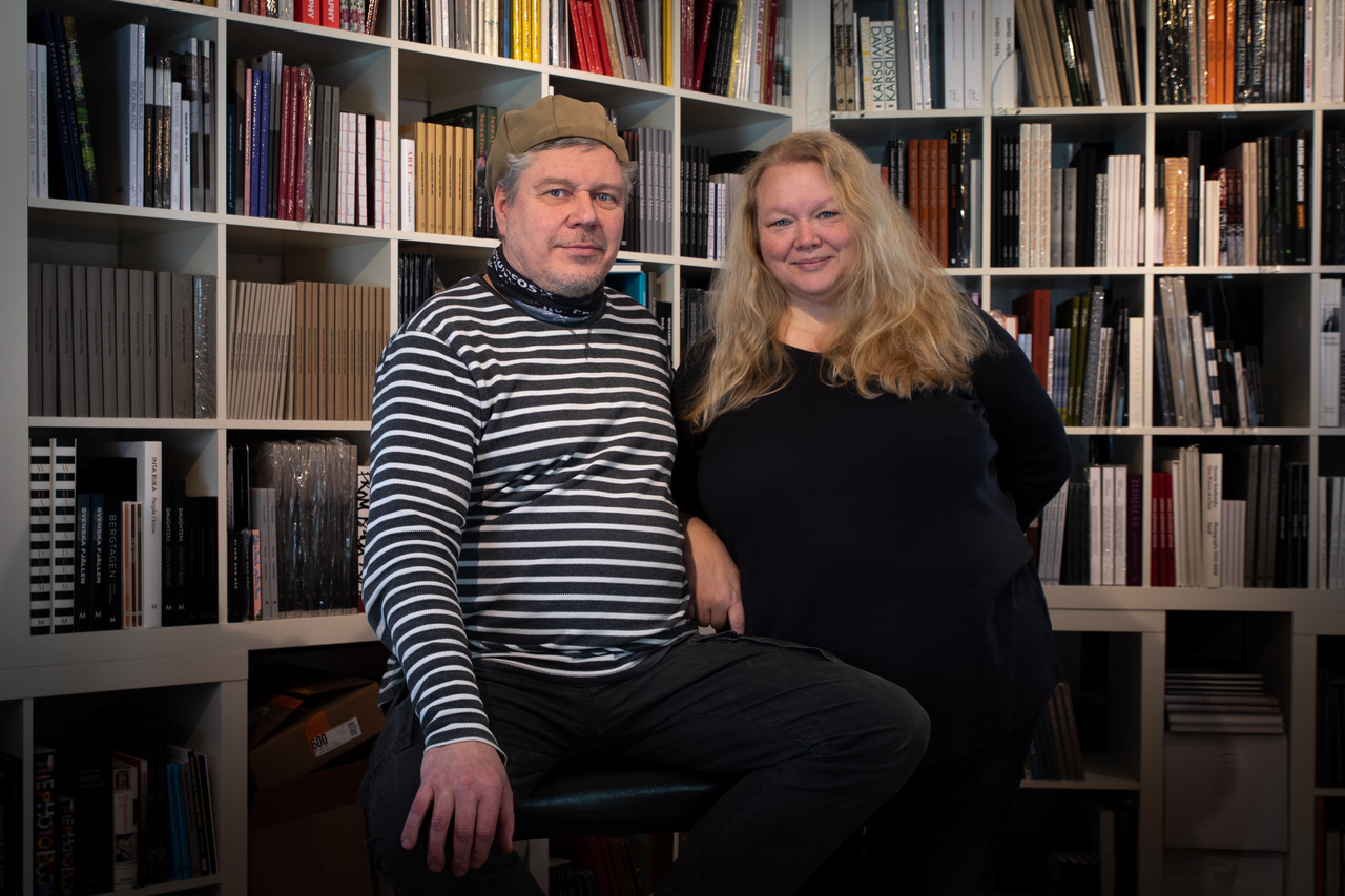 Neva Books på plats på Svenska Fotobokspriset