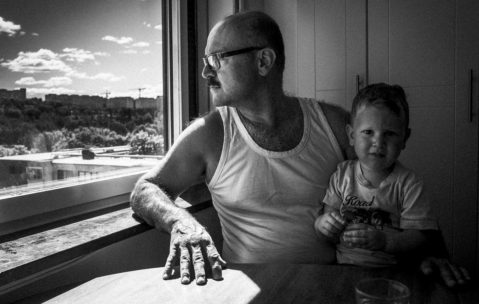 Hemma hos fotografen i corona-karantän: Ricard Estay