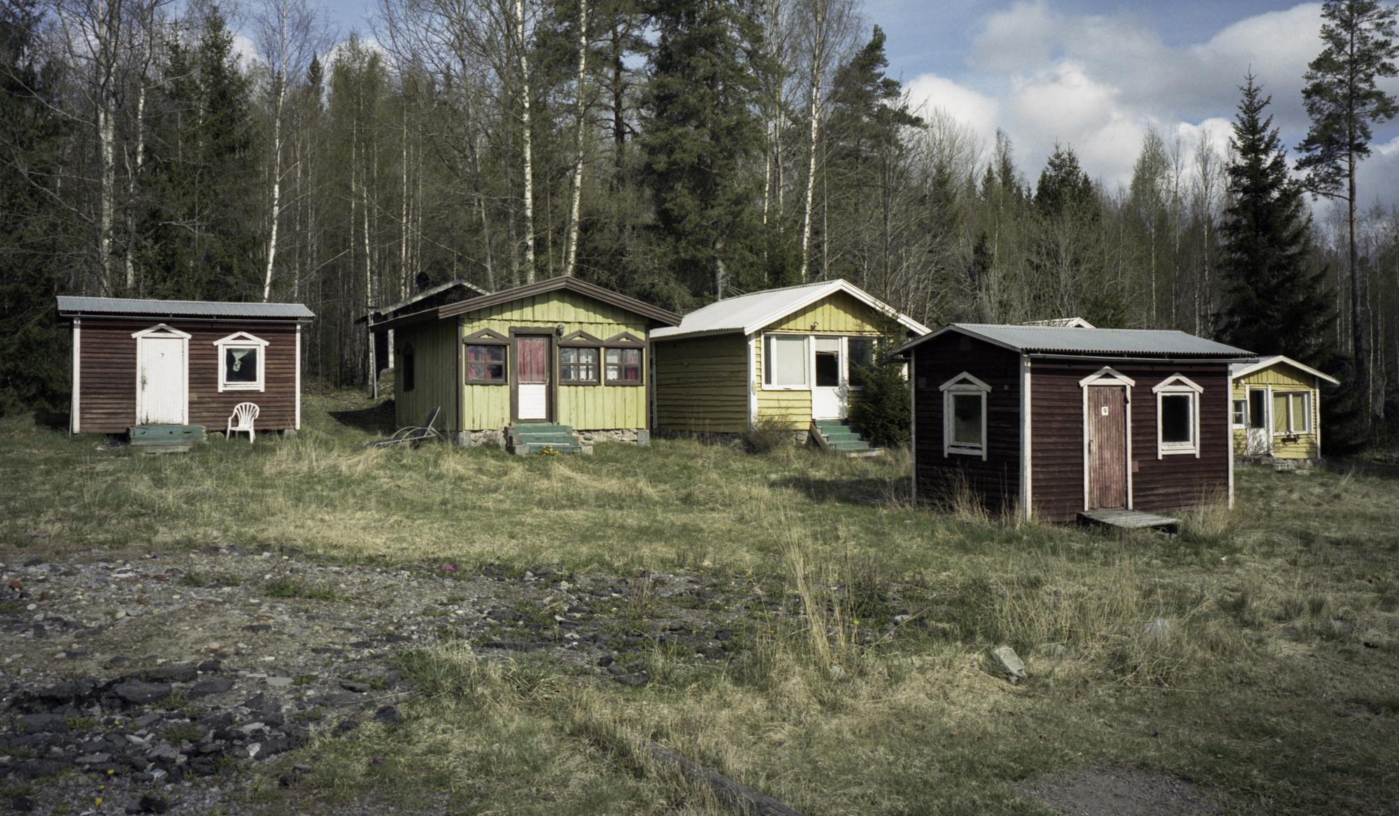 Två fotografer på resa genom Sverige