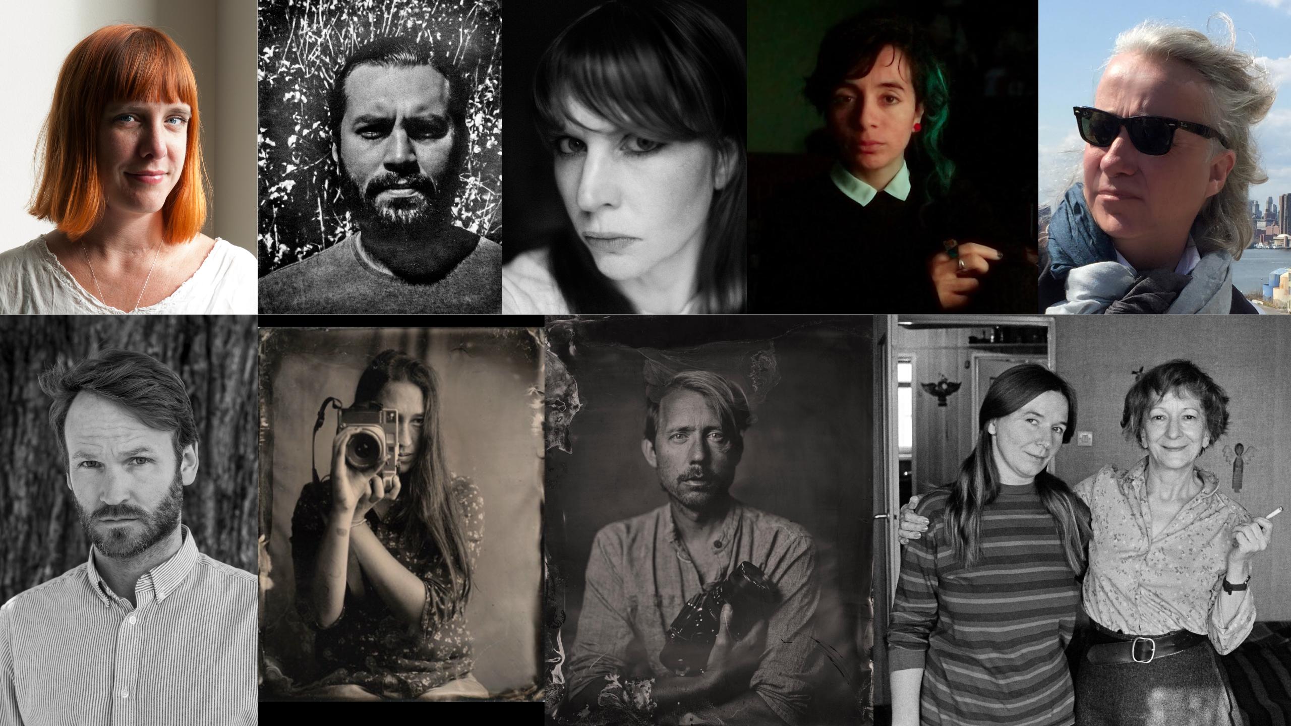 De filmade inslagen: Hemma hos fotoboksförfattare i coronakarantän