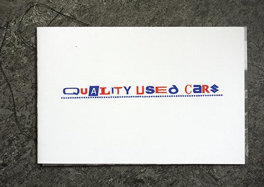 "Björn Larsson och AKAY: "" Quality used cars"""
