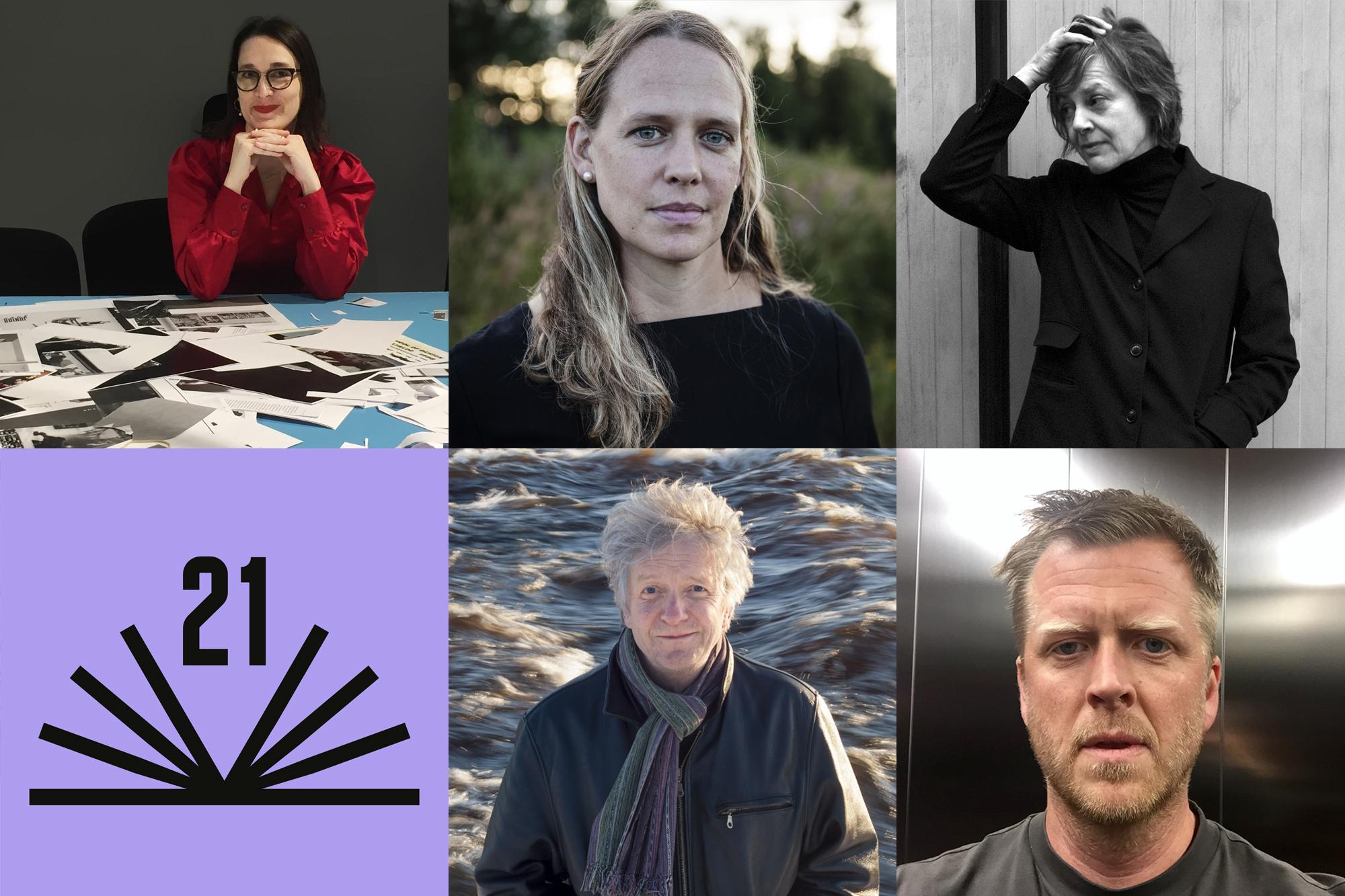 Juryn för Svenska Fotobokspriset 2021