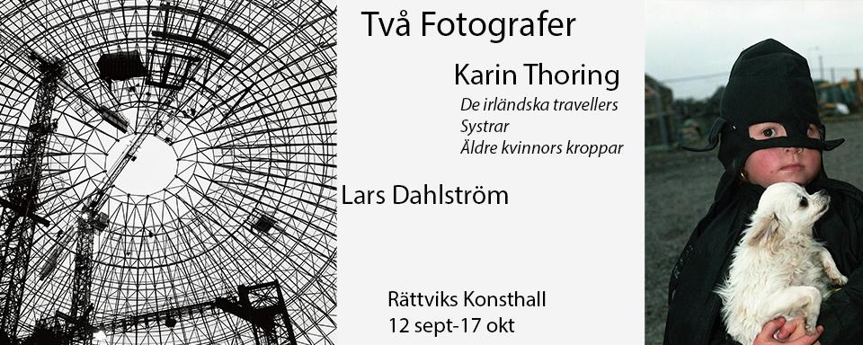 Karin Thoring och Lars Dahlström