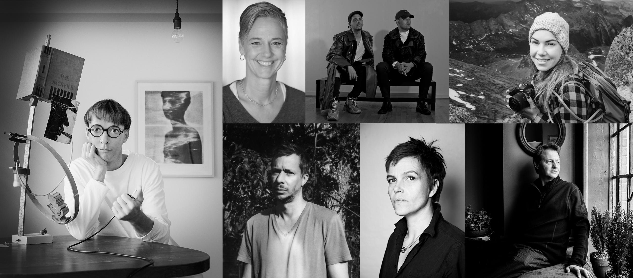 Fotografer i världen: samtalsserie 2021